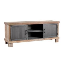 TV  meubel industrieel Solid