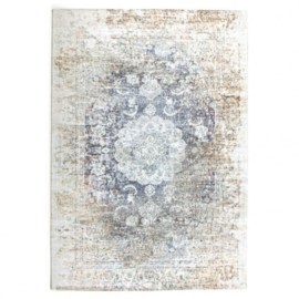 Carpet Venice 160x230 cm - Beige / grey