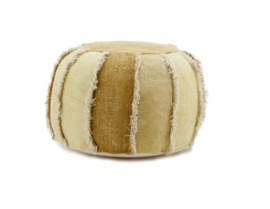 Pouf ByBoo Mono Yellow