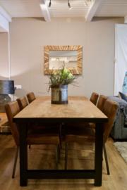 Eettafel Lodge van UrbanSofa