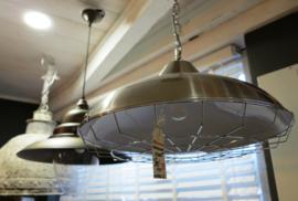 Showmodel Hanglamp Zilver 2 Stuks