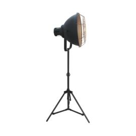 Vloerlamp Max Metaal of Zwart LABEL51