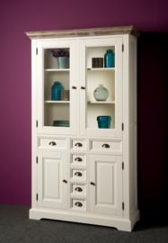 Vitrine Cabinet Fleur 115cm
