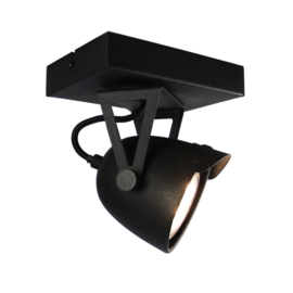 LED Spot 1 Cap Metaal of Zwart LABEL51