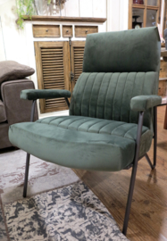 Fauteuil Willy In 4 Kleuren