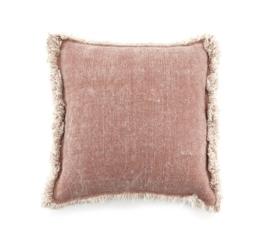 Kussen ByBoo Mono 50x50cm Pink