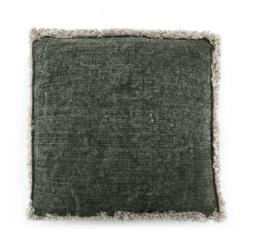 Kussen ByBoo Mono 60x60cm Green