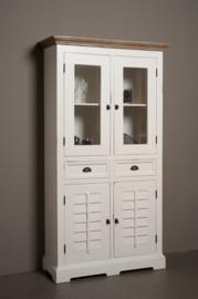 Buffetkast Palmore 4 deurs 109 cm