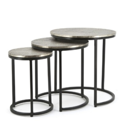 Tafel ByBoo Coffeetable Set Trapeze - Round