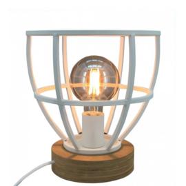 Tafellamp Lucca Wit