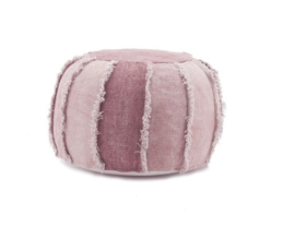 Pouf ByBoo Mono Pink