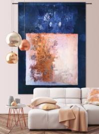 Wandkleed Abstract in E-Minor
