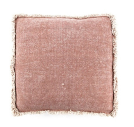 Kussen ByBoo Mono 60x60cm Pink