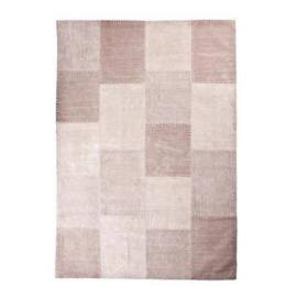 Carpet Patchwork Mono 200x290 cm - pink