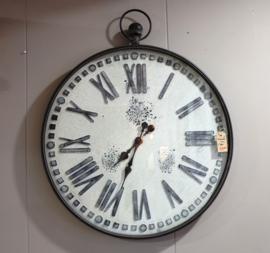 Wandklok Horloge XL