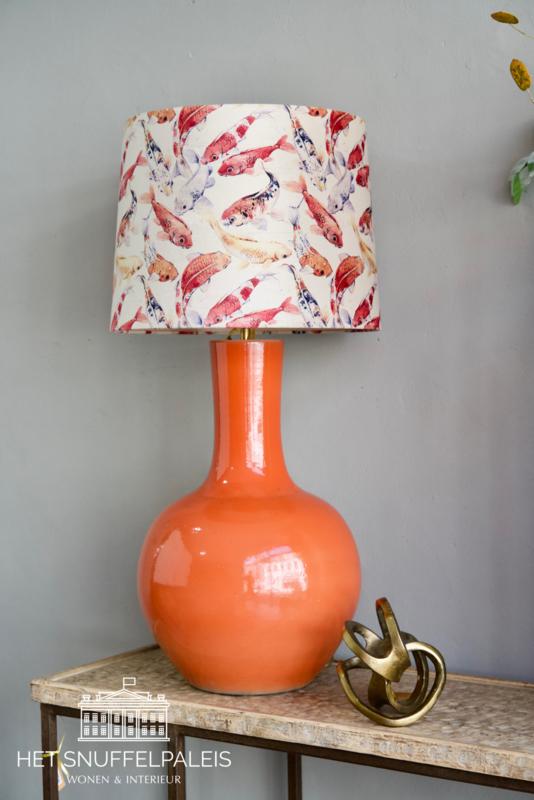 Tafellamp porcelein