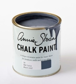 Old Violet Chalk Paint van Annie Sloan