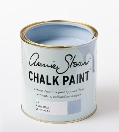 Louis Blue Chalk Paint van Annie Sloan
