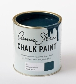 Aubusson Blue Chalk Paint van Annie Sloan
