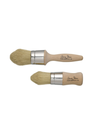Annie Sloan wax brush small, large