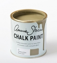 Chateau Grey Chalk Paint van Annie Sloan