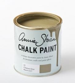Chateau Grey Chalk Paint van Annie Sloan