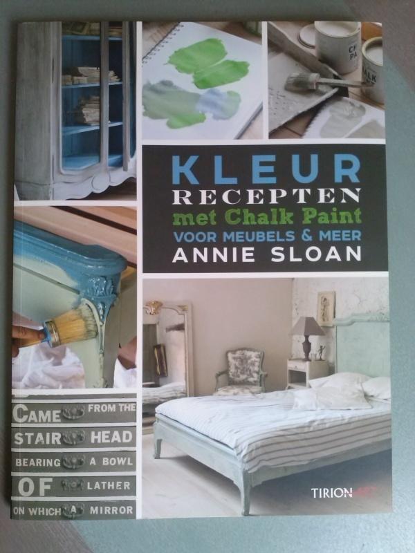 Kleurrecepten van Annie Sloan
