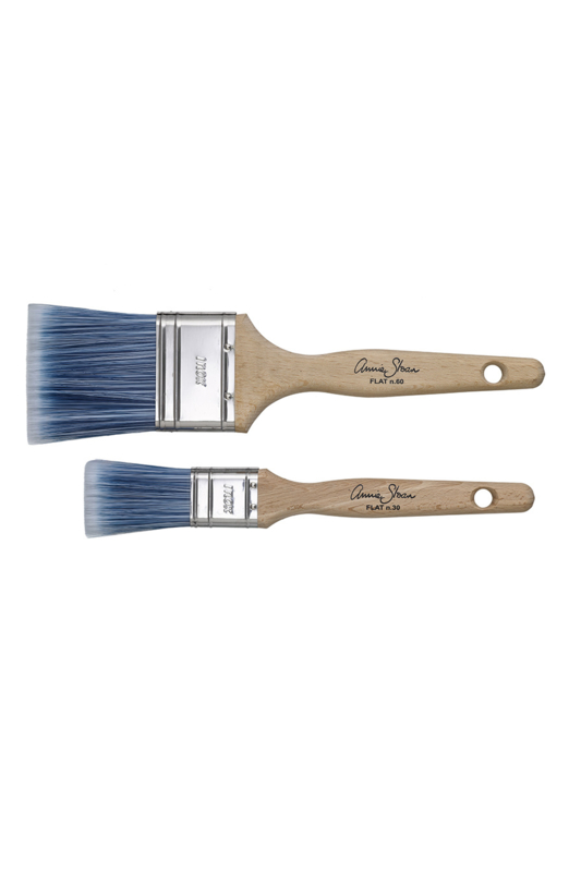 Flat brush small, Large