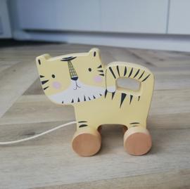 Trekdier tijger