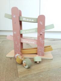 Rollerbaan roze