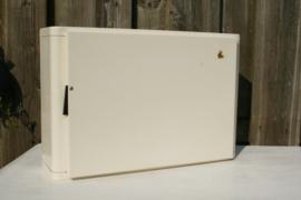 Brabantia medicijnkastje wit met sticker langwerpig