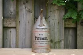 Petroleumkan 2 ltr. uit Zwitserland (art.nr. 283)
