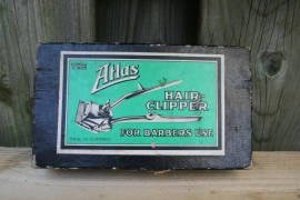 Handtondeuze The Atlas hair cllipper for Barbers use (art.nr. 298)
