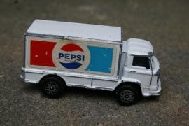 Corgi juniors Pepsi leyland terrier Pat.no.1278081 England (art.nr. 123)