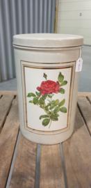 Voorraadbus met roos Hoffmann Switzerland