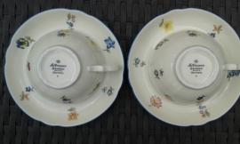 Theekopjes Seltmann Weiden 'Marie-Luise Scattered Blooms' , set van 2