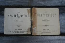 Quälgeist, Le Tourmenteur, Tangram uit ca. 1900