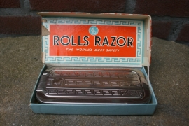 Rolls Razer scheerset (art.nr. 112)