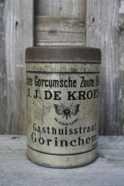 Echte Gorcumsche zoute bollen J.J. de Kroes Gasthuisstraat