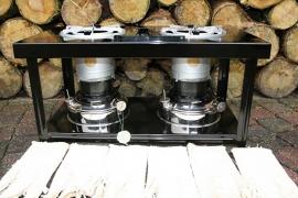 Petroleum kooktoestel duo Ditmar nr. 264