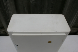 Brabantia medicijnkastje wit met sticker