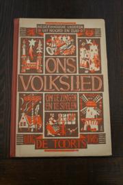 Ons Volkslied, Nederlandse liederen uit Noord en Zuid, om te zingen en te spelen