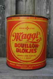 Maggi blik 1000 bouillonblokjes