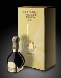 Aceto Balsamico di Modena Tradizionale D.O.P. Extravecchio . 25 jaar gerijpt 100ml