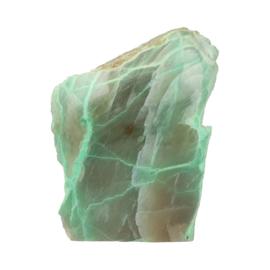Groene  Maansteen,  10 x 8 x 5,5 cm