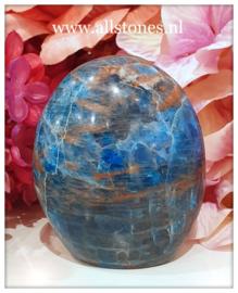Blauwe Apatiet,  8 x 7 cm