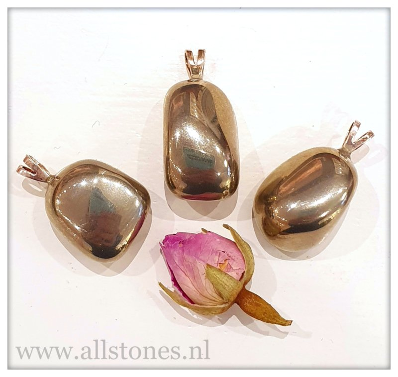 Pyriet, 925 zilver