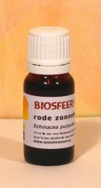 Rode zonnehoed  10ml