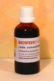 Rode zonnehoed 50ml