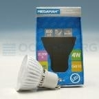 MEGAMAN LED RFL 4W GU10 24GR 2800K LED SMART PAR16 GU10